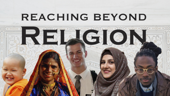 Reaching Beyond Religion
