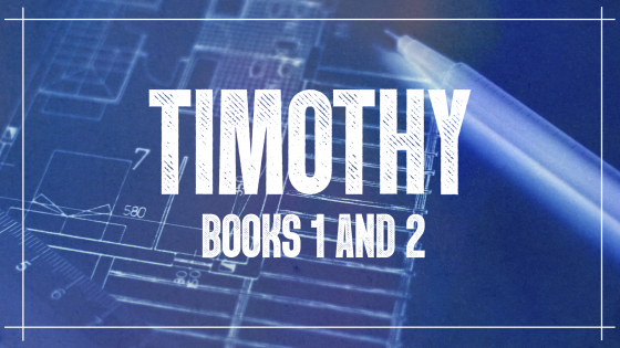 Timothy Books 1 & 2
