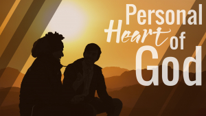 Personal Heart of God